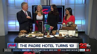 Foodie Friday: The Padre Hotel Turns 10!