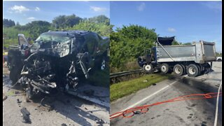 Deadly crash closes 2 intersections in Martin County