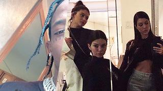 Kim Kardashian Skipped Kylie Jenner's Dinner Party: Travis Scott Face Tattoo The Reason Why?