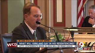 Defense: Kirkland mentally ill, should get life