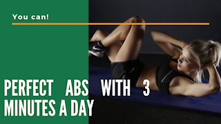 3 Minutes Abs