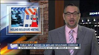 Public input needed for Midland Boulevard corridor