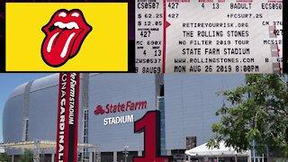 Road Trip 2019-Rolling Stones Show-Phoenix, Sedona, Jerome Arizona