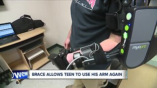 Geauga County company helps people who can't use their arm