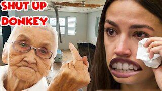 Even AOC's Family is Telling Her to Shut Up About Trump & Puerto Rico