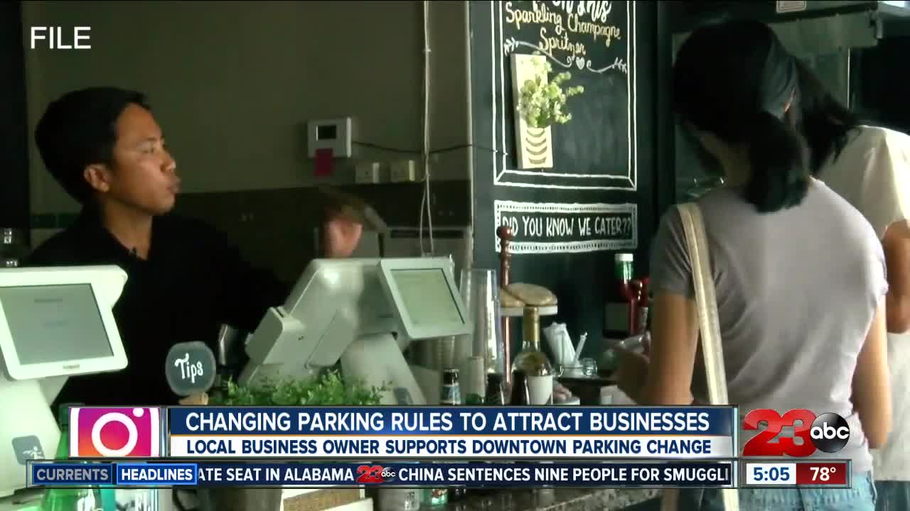 City votes to change parking rules in Central Bakersfield