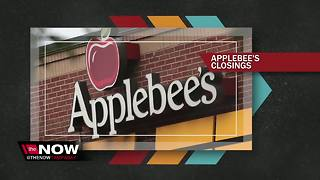 Applebee's closing about 80 restaurants
