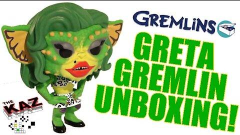Greta Gremlin Funko Pop Unboxing