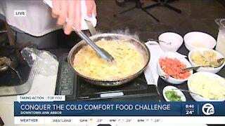 Cold Comfort Food Challenge