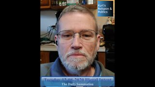 20201208 Illegal Intent - The Daily Summation