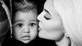 Kylie Jenner's Makeup Collab With Baby Stormi COMING SOON!