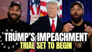 Trump's Impeachment Trial Set To Begin