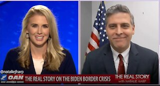 The Real Story - OAN Border Crisis with John Zadrozny