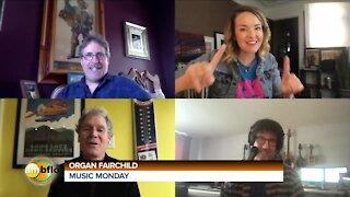 MUSIC MONDAY - ORGAN FAIRCHILD MUSIC VIDEO