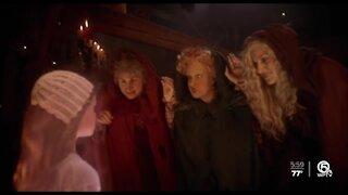 Bette Midler confirms original cast of 'Hocus Pocus' reuniting for sequel