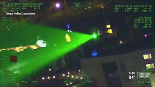 FAA: Tampa is 2nd highest city for laser strikes