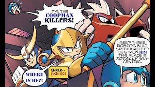 The CoopMan - Mega Man Doom mod (Part 5)
