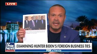 Bongino Slams Media For Downplaying Hunter Biden Scandals
