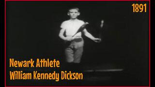 Newark Athlete - 1891
