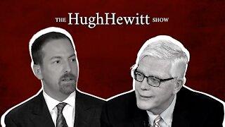 Hugh Hewitt and Chuck Todd Debate the Trump Impeachment Trial