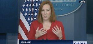 Jen Psaki: Vaccine Outreach to White Conservatives