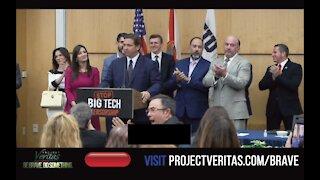 Florida Bans Big Tech Censorship With New Law