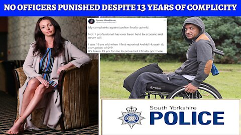 The IOPC Finds Police Covered Up Rotherham Grooming Gang Case For 13 Years