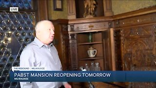 A look inside the Pabst Mansion reopening to the public April 10