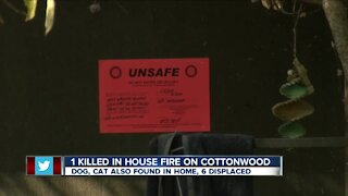 BFD investigating body found following house fire in Southeast Bakersfield