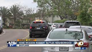 Chula Vista Home invasion Robbery