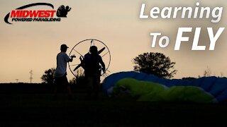 CloudLicker | Paramotor Flight School Documentary