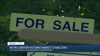 June housing sales shows more inventory, less competition