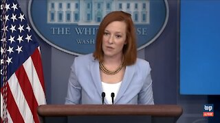 Psaki Admits To Admin Dropping Off Migrant Kids in Cities Without Local Officials Knowing