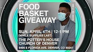 Food Baskets & Easter Celebration // Potter's House Church of Denver