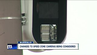 Changes proposed to Buffalo school zone speed cameras