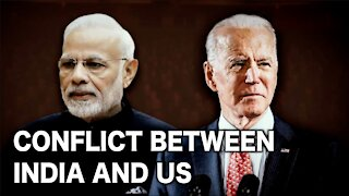 Conflict between INDIA and US