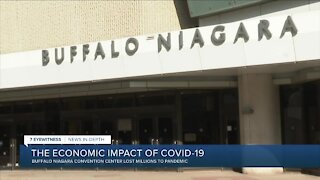 81 events canceled at Buffalo Convention Center due to COVID-19