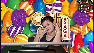 Candy Crush Saga Android I iOS Gameplay