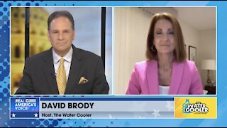 Dr. Nan Hayworth reacts to David's interview with POTUS 45