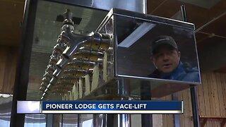 Pioneer Lodge re-do ready
