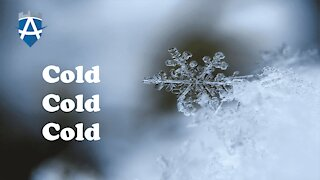 What does the Bible say about the word cold?