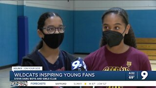 Wildcats' Final Four run inspires youth players