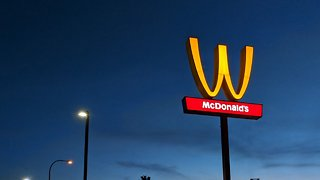 McDonald's Is Flipping Its Logo For International Women's Day