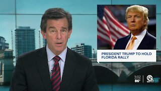 President Trump to hold rally in Central Florida
