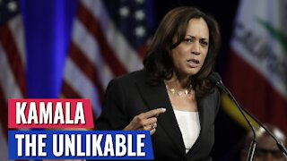 NEW POLL SHOWS JUST HOW UNLIKABLE KAMALA IS