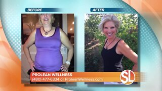 Prolean Wellness says they can help you lose weight while you're working from home