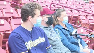 The Wisconsin Timber Rattlers hold open house for 2021 season
