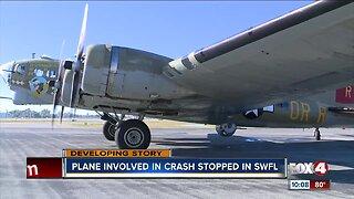 5 killed in WWII bomber crash