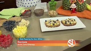 Healthy Summer Living with Dole & Disney