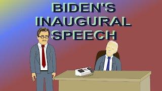 Biden's Inaugural Speech